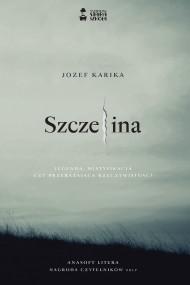 okładka Szczelina, Ebook | Jozef Karika, Joanna Betlej