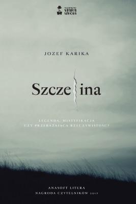 okładka Szczelina, Ebook | Jozef Karika