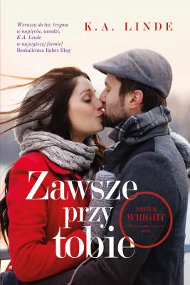 okładka Zawsze przy tobie, Ebook | K.A.  Linde, Śmierzchalska Danuta