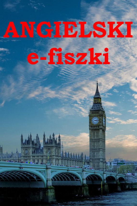 okładka Angielski. Fiszki na telefon i tabletebook | PDF | Katarzyna Frątczak