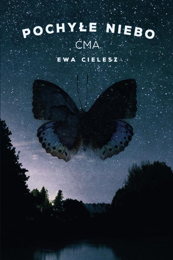 okładka Pochyłe niebo. Ćma cz.1ebook | EPUB, MOBI | Ewa Cielesz