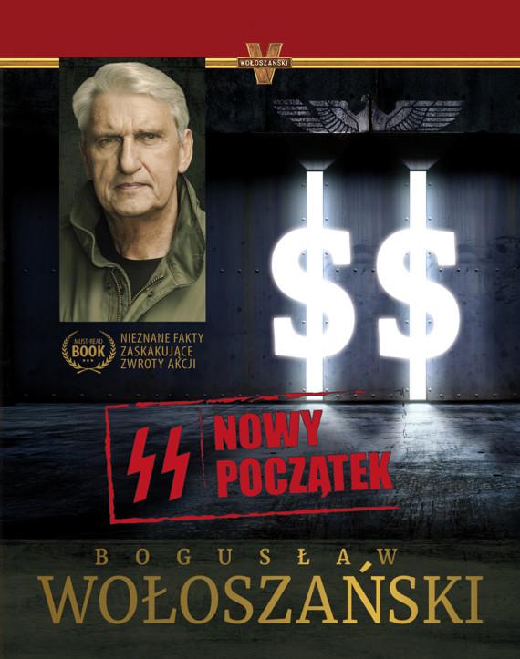 okładka SS Nowy początekebook | EPUB, MOBI | Bogusław Wołoszański