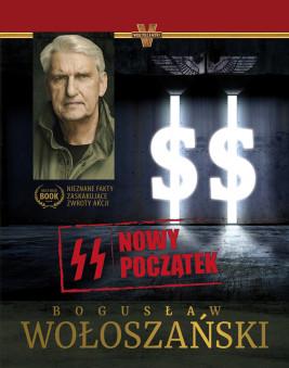 okładka SS Nowy początek, Ebook | Bogusław Wołoszański