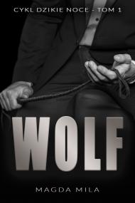 okładka Wolf, Ebook | Magda Mila