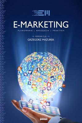 okładka E-marketing, Ebook | Grzegorz  Mazurek