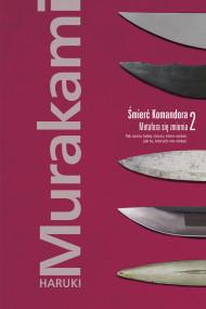 okładka Śmierć Komandora. Tom 2. Metafora się zmienia, Ebook | Haruki Murakami, Anna Zielińska-Elliott