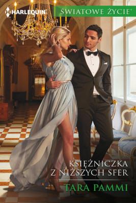 okładka Księżniczka z niższych sfer, Ebook | Tara Pammi