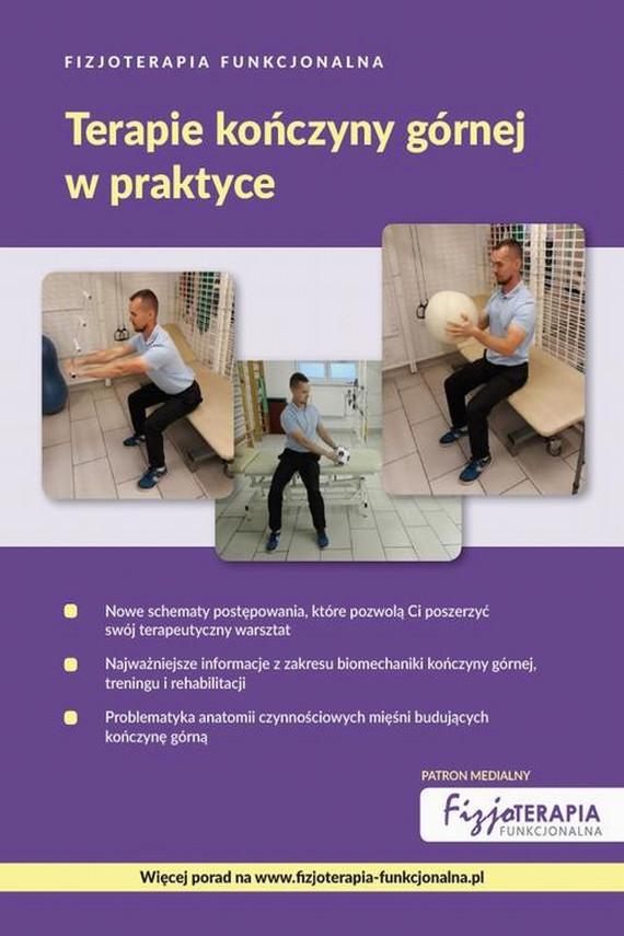 okładka Fizjoterapia Funkcjonalna. Terapie kończyny górnej w praktyceebook | PDF | Praca zbiorowa