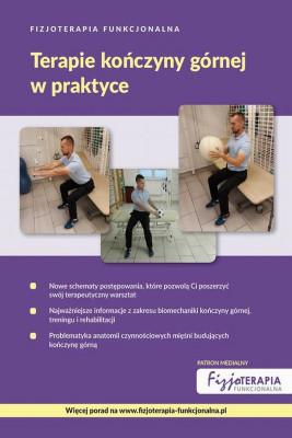 okładka Fizjoterapia Funkcjonalna. Terapie kończyny górnej w praktyce, Ebook | Praca Zbiorowa