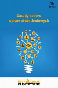 okładka Zasady doboru opraw oświetleniowych, Ebook | Janusz  Strzyżewski