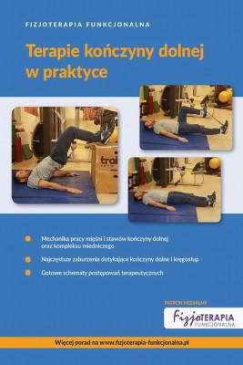 okładka Fizjoterapia Funkcjonalna. Terapie kończyny dolnej w praktyce, Ebook | Praca Zbiorowa