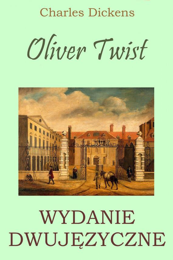 okładka Oliver Twist. Wydanie dwujęzyczneebook | PDF | Charles Dickens