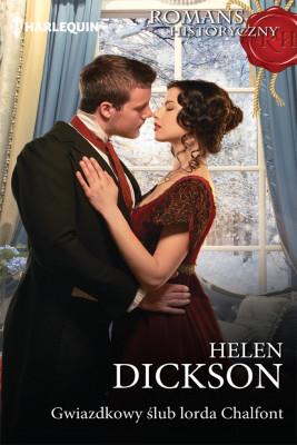 okładka Gwiazdkowy ślub lorda Chalfont, Ebook | Helen Dickson