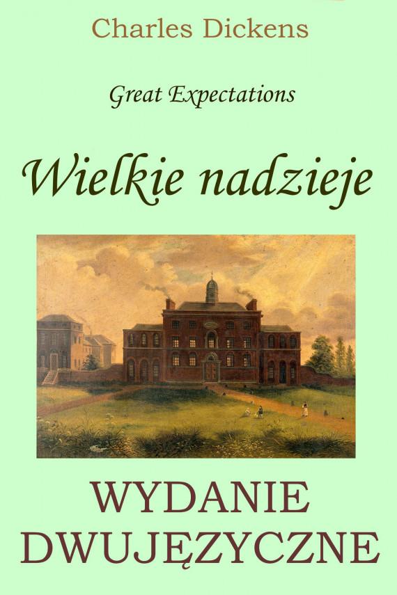 okładka Wielkie nadzieje. Wydanie dwujęzyczneebook | PDF | Charles Dickens
