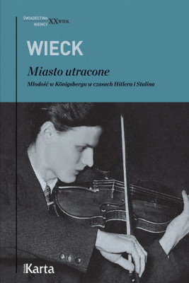 okładka Miasto utracone, Ebook | Wieck Michael