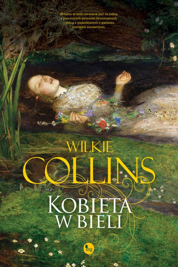 okładka Kobieta w bieliebook | EPUB, MOBI | Wilkie Collins