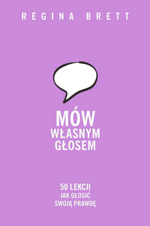 okładka Mów własnym głosemebook | EPUB, MOBI | Regina Brett, Olga Siara