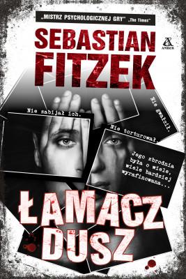 okładka Łamacz dusz, Ebook | Sebastian Fitzek