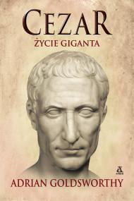 okładka Cezar, Ebook | Kamil Kuraszkiewicz, Adrian Goldsworthy
