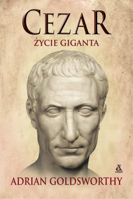 okładka Cezar, Ebook | Adrian Goldsworthy