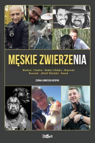 okładka Męskie zwierzenia, Ebook | Agnieszka Gozdyra