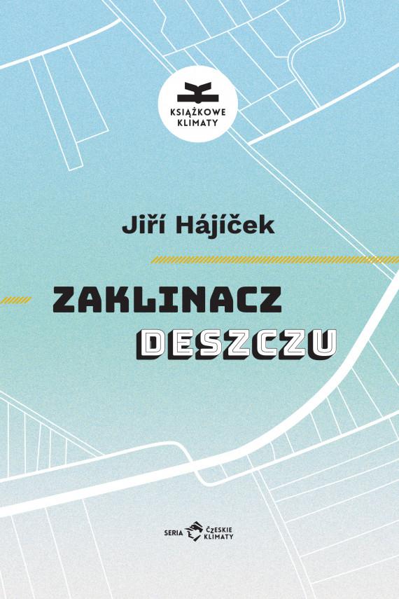 okładka Zaklinacz deszczu. Ebook   EPUB, MOBI   Dorota Dobrew, Jiří  Hájíček