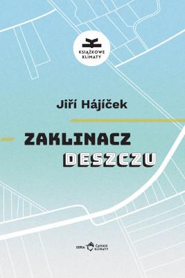 okładka Zaklinacz deszczu, Ebook | Dorota Dobrew, Jiří  Hájíček
