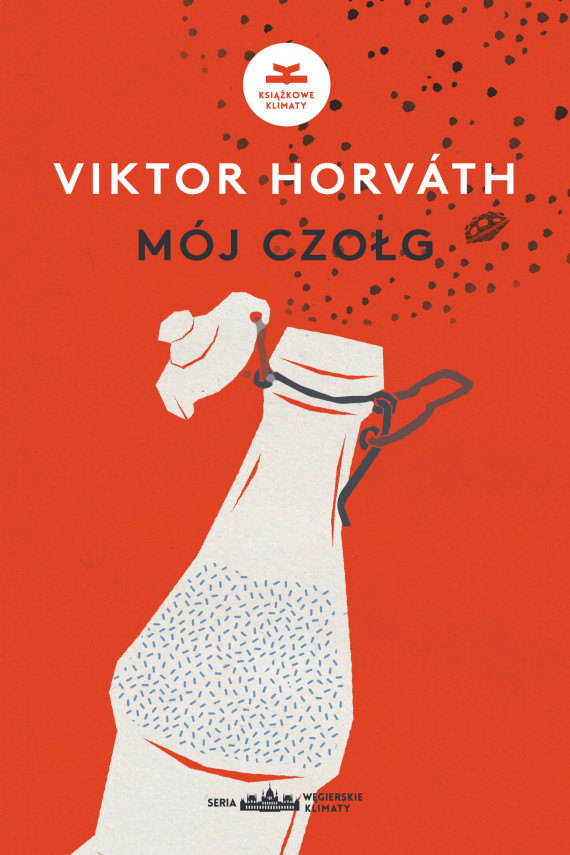 okładka Mój czołgebook   EPUB, MOBI   Anna Butrym, Horvath Viktor