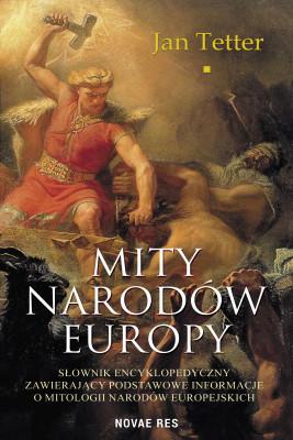 okładka Mity narodów Europy, Ebook | Jan Tetter