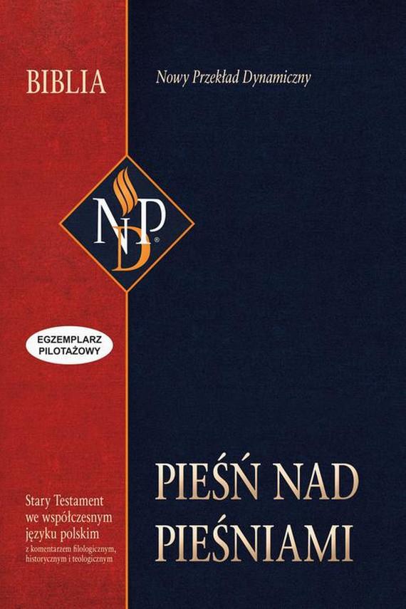okładka Pieśń nad Pieśniami (NPD)ebook | EPUB, MOBI | Opracowanie zbiorowe