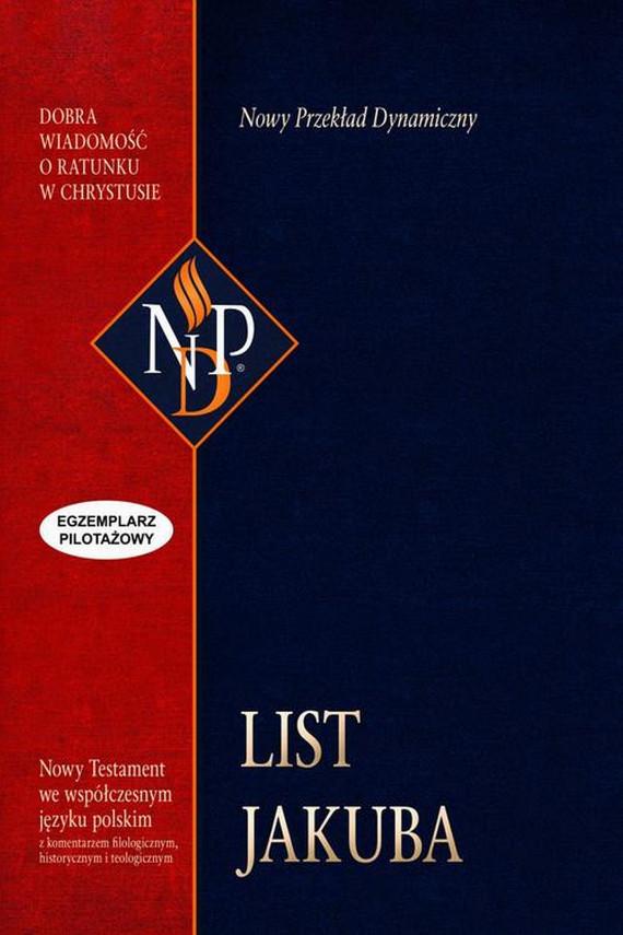 okładka List Jakuba (NPD)ebook | EPUB, MOBI | Opracowanie zbiorowe