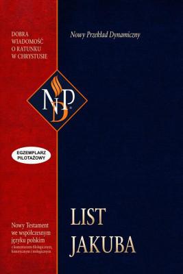 okładka List Jakuba (NPD), Ebook | Opracowanie zbiorowe