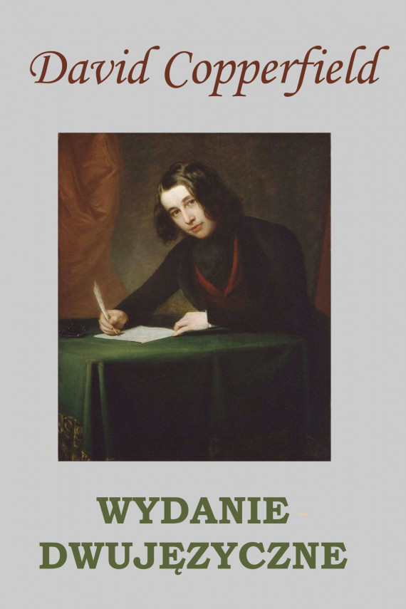 okładka David Copperfield. WYDANIE DWUJĘZYCZNE polsko-angielskieebook   PDF   Charles Dickens