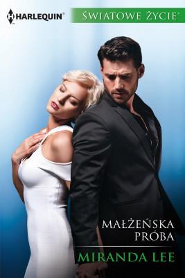 okładka Małżeńska próba, Ebook | Miranda Lee