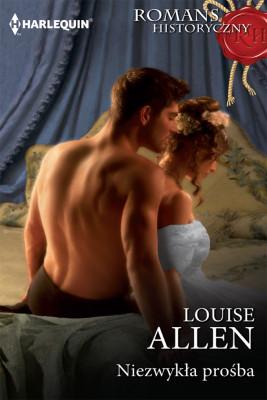 okładka Niezwykła prośba, Ebook | Louise Allen