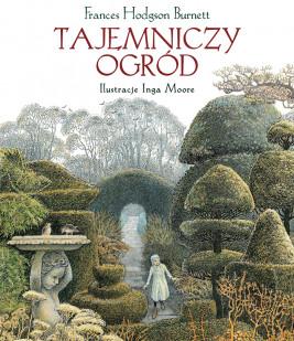 okładka Tajemniczy ogród, Ebook | Frances Hodgson Burnett, Jadwiga  Włodarkiewicz