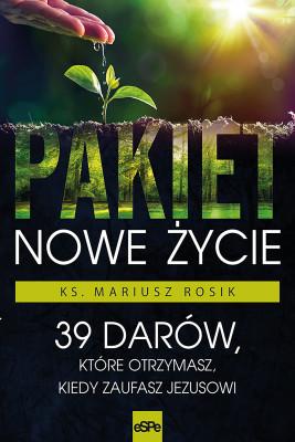 okładka PAKIET NOWE ŻYCIE, Ebook | Mariusz Rosik