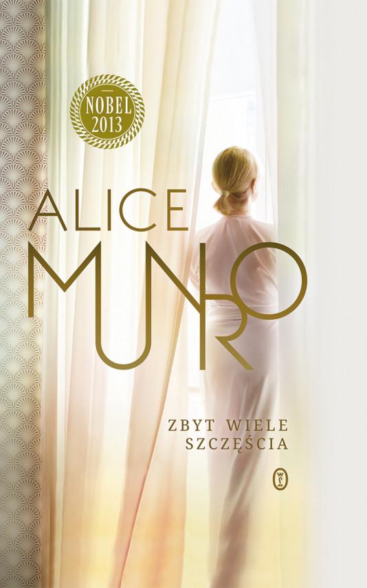 okładka Zbyt wiele szczęściaebook | EPUB, MOBI | Alice Munro
