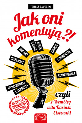 okładka Jak oni komentują?!, Ebook | Tomasz Gawędzki