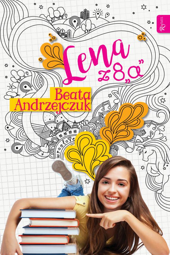 okładka Lena z 8Aebook   EPUB, MOBI   Beata Andrzejczuk