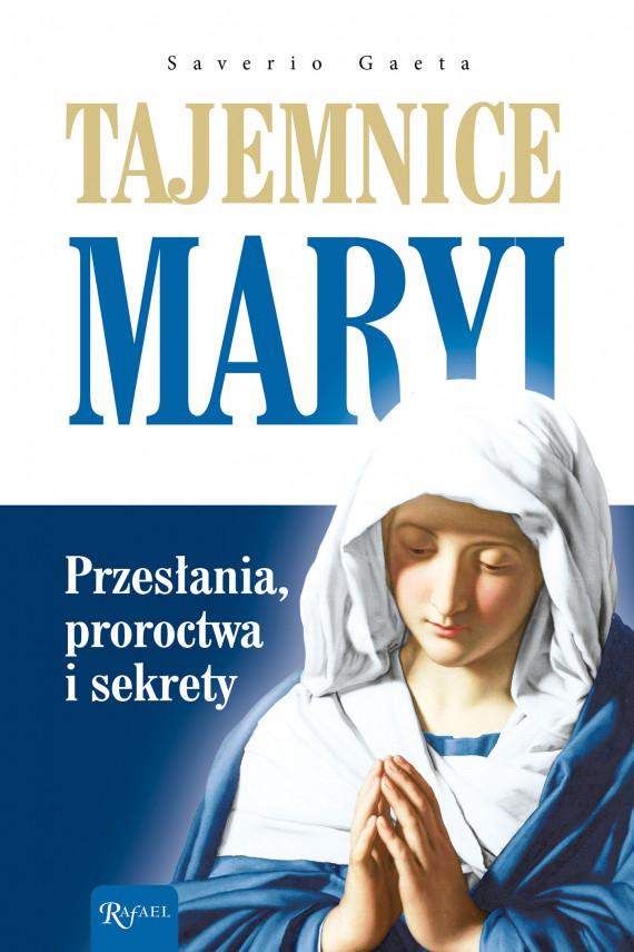 okładka Tajemnice Maryiebook | EPUB, MOBI | Saverio Gaeta