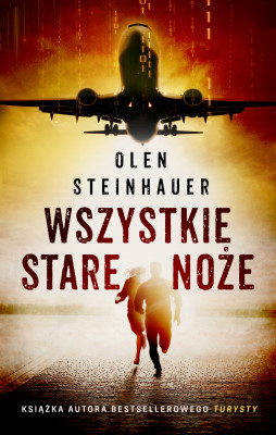 okładka Wszystkie stare noże, Ebook | Olen Steinhauer, Piotr Kaliński