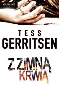 okładka Z zimną krwią. Ebook | EPUB,MOBI | Tess Gerritsen