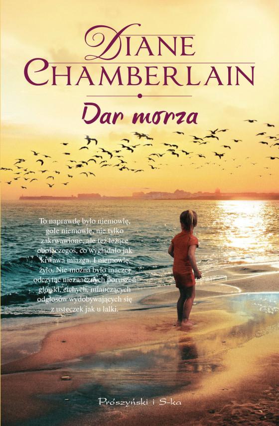 okładka Dar morzaebook | EPUB, MOBI | Diane Chamberlain