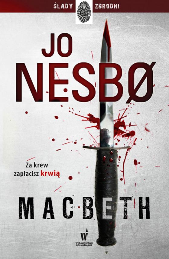 okładka Macbethebook | EPUB, MOBI | Jo Nesbo, Iwona Zimnicka, Mariusz Banachowicz