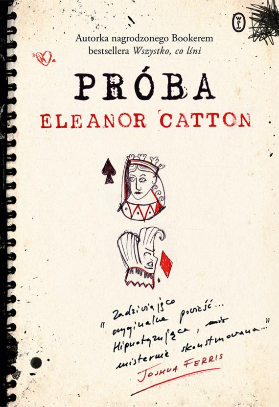 okładka Próbaebook | EPUB, MOBI | Eleanor Catton, Maciej Świerkocki