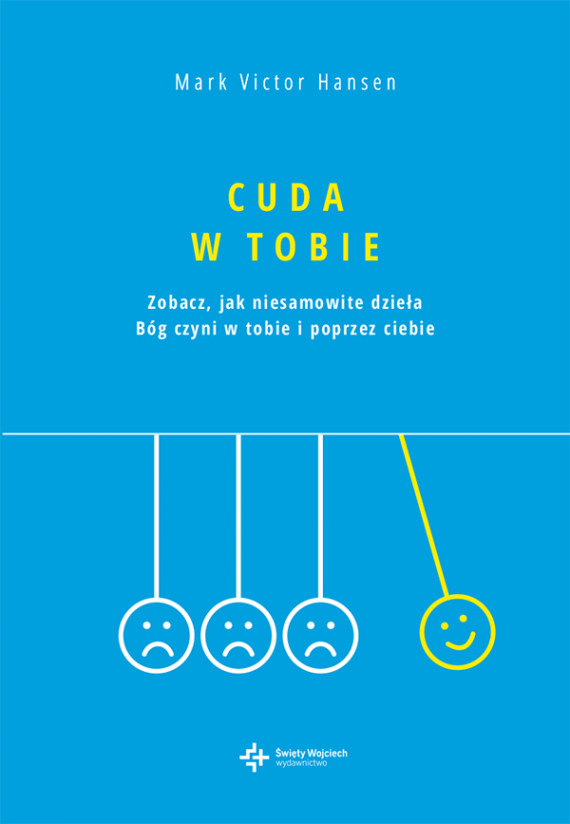 okładka Cuda w Tobieebook | EPUB, MOBI | Anna  Lewandowska, Mark Victor Hansen