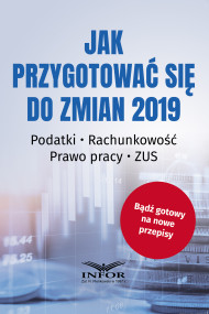 okładka Jak przygotować się do zmian 2019., Ebook | Praca zbiorowa