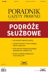 okładka Podróże służbowe, Ebook | praca zbiorowa