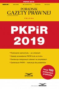 okładka PKPiR 2019, Ebook | praca zbiorowa